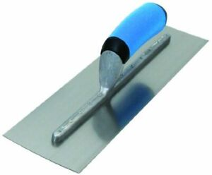 Marshalltown Ft377r 13 x5 Finishing Trowel Curved Resilient Handle