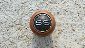 Super Sport Ss Shift Knob 1 2 13 Muncie Saginaw T10 Chevy 3 4 5 6 speed Shifter