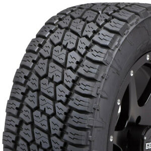 4 New Nitto Terra Grappler G2 295 70r17 Load 10 Ply