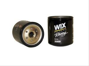 Wix Filters Oil Filter Racing Canister 13 16 In 16 Thread 4 33 In Height Each