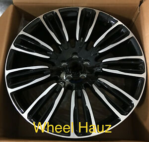 22 Range Rover Sport Edition Type Wheels 4 Units