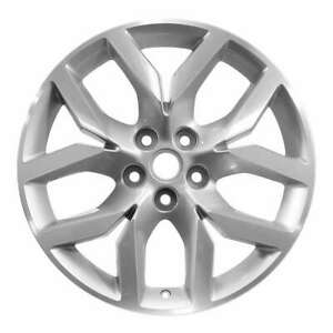 New 19 Replacement Rim For Chevrolet Impala 2014 2019 Wheel Machined With Silve