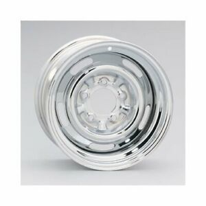 Wheel Vintiques 36 Series Camaro Rallye Chrome Wheel 36 4634334