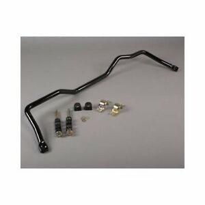 Sway Bar Black Steel Front 1 1 8 In Diameter Amc Kit