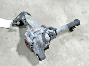 Porsche Cayenne 2003 2006 Front Differential Carrier Assembly
