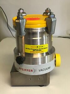 Pfeiffer Tmh 261 Dn100 Iso k 3p Pm P02 820 Turbo Pump Very Good Used Condition