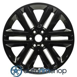 New 22 Replacement Rim For Ford Expedition 2015 2016 2017 Wheel Black