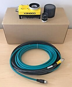 New Cognex In sight Is5600 11 W Patmax Lens Cables Vision Camera 5600 11