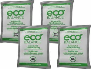 4 Bags 12 Ounce Counteract Eco Tire Balancing Beads 12 Oz