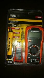 New Klein Tools Electrical Test Kit 69149