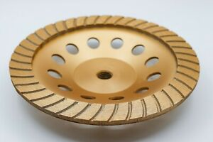Diamond Grinding Cup Wheel 7 Inch