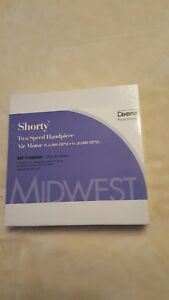 Dentsply 710024d Midwest Shorty Two Speed New