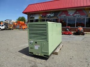 Sullair 175 Duq Jd Air Compressor Utility Mount Only 313 Hrs