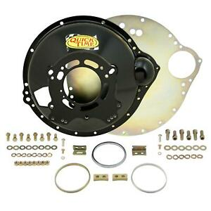 Quicktime Rm 6057sfi Bellhousing Steel Black Ford Fe T10 Kit