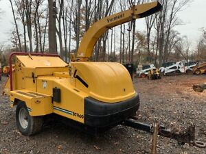 Vermeer Bc1400xl With Only 572 Original Hours 2767