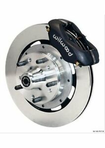 Wilwood Forged Dynalite Big Brake Front Hub Kit 140 12297