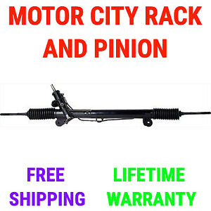 2005 2013 Complete Power Steering Rack And Pinion Assembly Cadillac Cts Awd