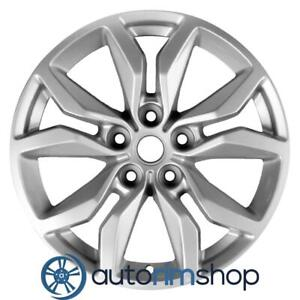 New 18 Replacement Wheels Rims For Chevrolet Impala 2015 2019 Set Silver