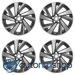 New 20 Replacement Wheels Rims For Nissan Murano 2015 2019 Set Machined With
