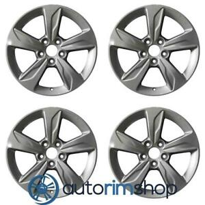 New 18 Replacement Wheels Rims For Honda Odyssey 2018 2019 Set Silver
