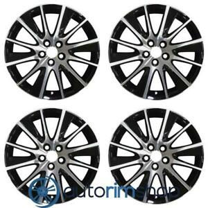 New 19 Replacement Wheels Rims For Toyota Highlander 2016 2017 2018 2019 Set Ma