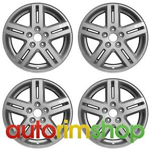 Dodge Avenger 2008 2009 2010 2011 2012 2013 2014 17 Oem Wheel Rim Set