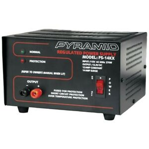 12 amp Bench Power Supply