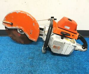 Stihl Ts510 Gas Concrete Cut off Saw With 14 Blade