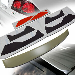 For Honda Civic 8th 8 Jdm Roof Spoiler Headlight Taillight Stickers