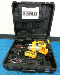 Dewalt Dw073 18v Cordless Laser Level W case