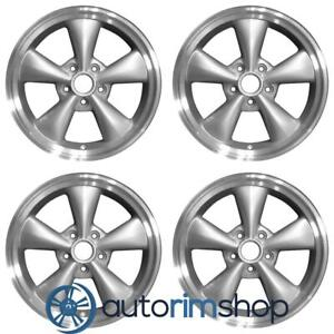 Ford Mustang 2005 2006 2007 2008 2009 17 Oem Wheel Rim Set