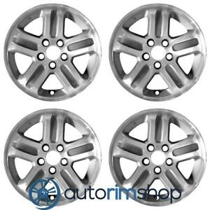 Honda Pilot 2003 2008 16 Factory Oem Wheels Rims Set