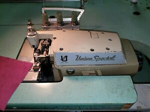 Union Special 39500 Serger Industrial Sewing Machine Head Only