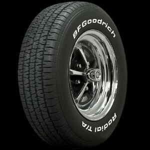 205 60r13 Bf Goodrich Radial T A Tires White Letter Free Shipping