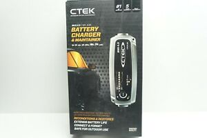 Ctek Mus 4 3 Test Charge 12 Volt Smart Battery Charger And Maintainer New