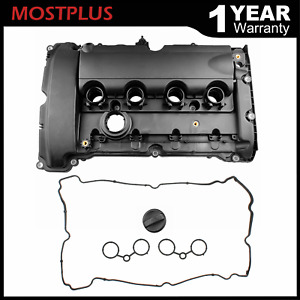 Engine Valve Cover W Gasket Set For 2007 2012 Mini Cooper S 1 6l Turbo Jcw