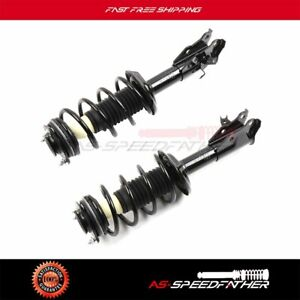 For Honda Civic 06 11 Front Complete Struts Shocks Absorber Coil Spring Assembly