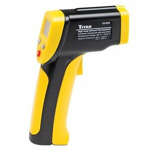 Titan Ttn 51408 High Temp Infrared Thermometer