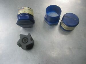 Stellram C7690va16 a2 00r 2 Thru Coolant Indexable Insert Face Mill