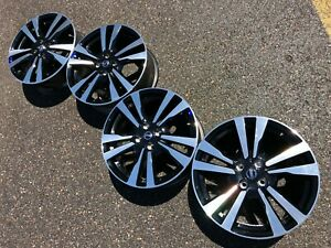 17 Nissan Kicks Versa Oem Factory Stock Wheels Rims 4x100 Nismo