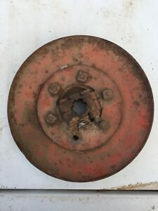 Allis Chalmers Sickle Mower B C Pto Drive Pulley
