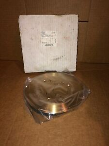 Hubbell Wiring Device kellems Sf3925 Floor Box Cover Carpet Flange 6 1 4 In