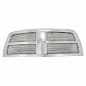 New Grille Front For Ram 2500 2011 2012 Ch1200335 68001468ab Pickup 2 4 Door