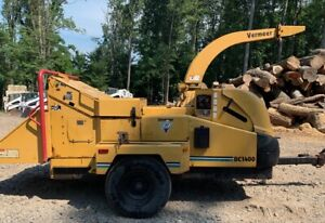 Vermeer Bc1400xl In Great Condition 2787