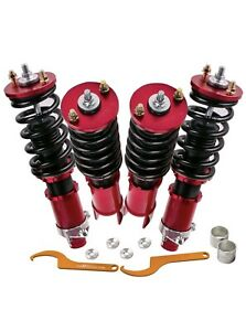 Racing Coilovers For Honda Civic 92 95 94 01 Integra Dc Db Strut Adjust Height