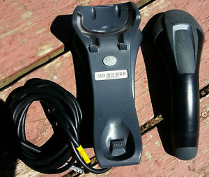 Honeywell Voyager 1202g Cordless Usb Barcode Scanner Ccb00 010bt With Cradle