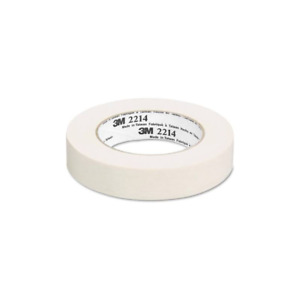 3m Paper Masking Tape 2214 Tan 24 Mm X 55 M 5 4 Mil