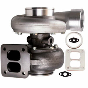 T4 4 Bolt Turbo Manifold Flange Gt 45 V band Flange Pipe Exhaust Performance