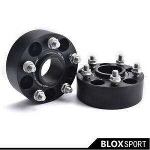 2x 1 6 5x4 5 40mm Wheel Spacers 5x114 3 For Nissan Teana Vanette Cargo X Trail