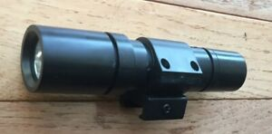 Airsoft Tactical Flashlight for Mounting on 20 mm Weaver Rail $6.95